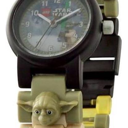 LEGO® Watch STAR WARS™ s minifigurkou Yoda