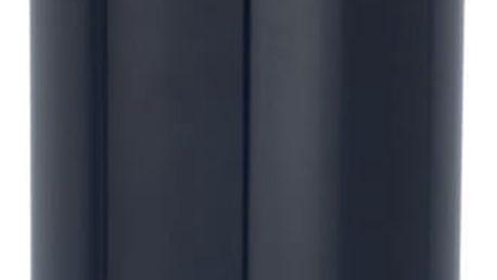 Nádoba na WC INCA DARK BLUE + štětka WC, WENKO