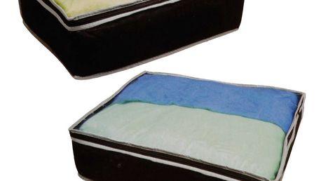 Emako Vak na ložní prádlo 2 ks, velikost 45x35x15cm