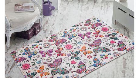 Odolný koberec Vitaus Monica,80x150cm