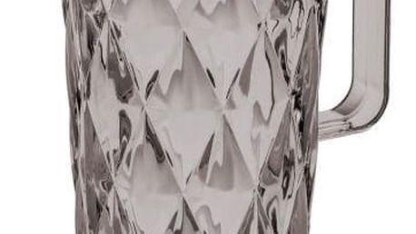 Džbánek CRYSTAL - šedá barva, KOZIOL