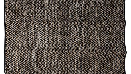 Koberec dekorativní, rohožka z bavlny, 120x180 cm Emako