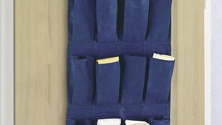 Multifunkční organizér na drobnosti, 12 kapsy, WENKO