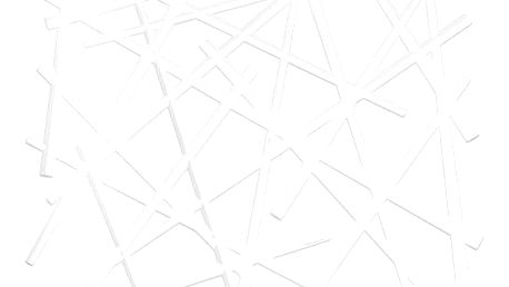 Dekorace na zeď STIXX - 4 ks - barva bílá, KOZIOL