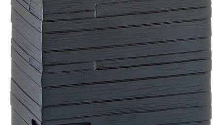 Nádobka na zubní kartáčky SLATE, 2×nádobka , ZELLER