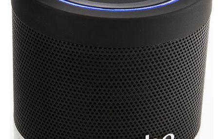Černý mini reproduktor s Micro SD kartou Veho Bluetooth 360BT