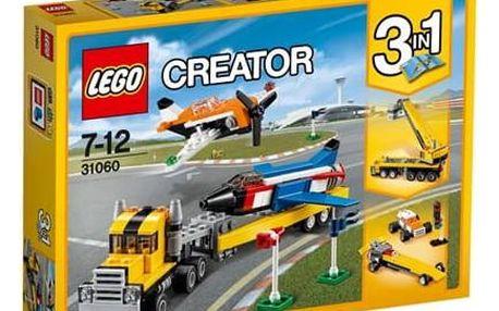 LEGO® CREATOR® 31060 Stroje na leteckou show