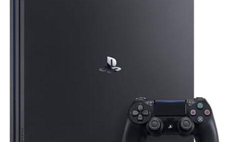 Herní konzole Sony PlayStation 4 PRO 1TB černá (PS719936961)