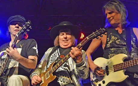 Vstupenky na říjnový koncert skupiny Slade v Sonu