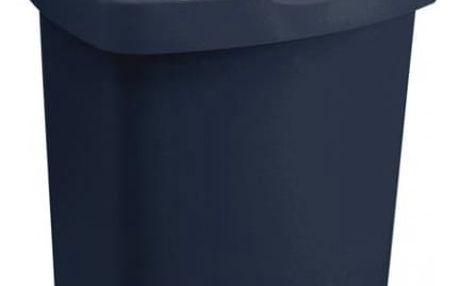 CURVER ROLL TOP 31470 Koš odpadkový 50l - modrý