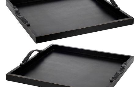 Snídaňový podnos, číšnický - 2 ks Home Styling Collection