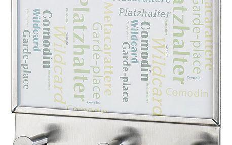 Fotorámeček13x15 cm + 3 haczyki, WENKO