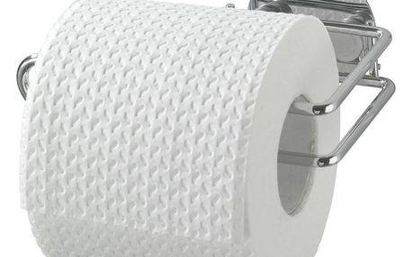 Držák na toaletní papír Turbo-Loc,chromovana ocel, WENKO