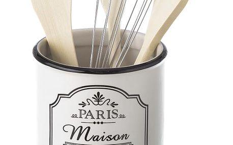 Set ručních kuchyňských nástrojů v kameninové nádobě Unimasa Paris