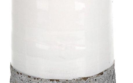 Home Styling Collection Keramická váza na umělé květy, dekorace