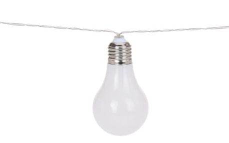 Dekorativní lampy Led - žárovky, 10 ks Home Styling Collection
