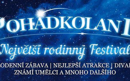 Zábavný festival pro celou rodinu: Pohádkoland