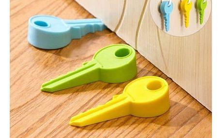 Silikonová dřevní zarážka Klíč