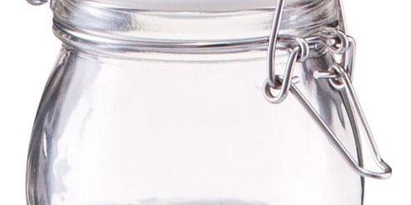 Kontejner pro koření, nádoba s víkem, 125 ml - bílá barva, ZELLER