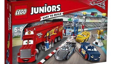LEGO® JUNIORS® 10745 Finálový závod Florida 500