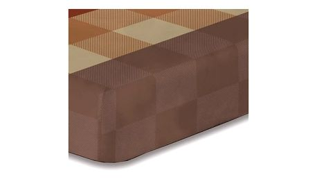 Prostěradlo z mikrovlákna DecoKing Arthur, 200 x 220 cm