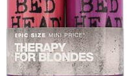 Tigi Bed Head Dumb Blonde šampon dárková sada W - šampon 750 ml + kondicionér 750 ml