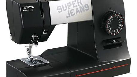 Šicí stroj Toyota Super Jeans J15