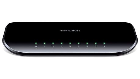 Switch TP-Link TL-SG1008D (8 port, Gigabit) (TL-SG1008D)