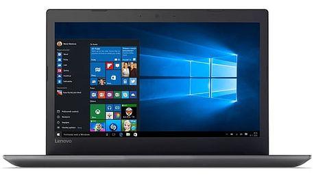 Notebook Lenovo 320-15IAP (80XR015KCK) černý Software F-Secure SAFE, 3 zařízení / 6 měsíců + Monitorovací software Pinya Guard - licence na 6 měsíců v hodnotě 1 178 Kč + DOPRAVA ZDARMA