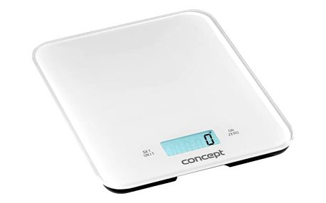 Kuchyňská váha Concept VK5711 bílá