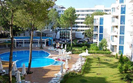 Bulharsko - Sunny Beach na 8 dní, polopenze, snídaně nebo bez stravy s dopravou letecky z Prahy nebo Bratislavy 30 m od pláže