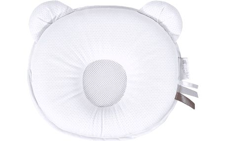 CANDIDE Panda polštářek Air+, bílý