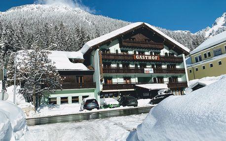 Rakousko, Vorarlbersko: Gasthof Spullersee