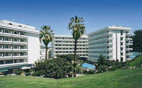 Španělsko - Costa Brava na 8 až 10 dní, all inclusive, plná penze nebo polopenze s dopravou letecky z Prahy nebo autobusem 300 m od pláže