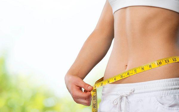 Až 87% sleva na účinné hubnutí pomocí selektivní radiofrekvenční lipolýzy