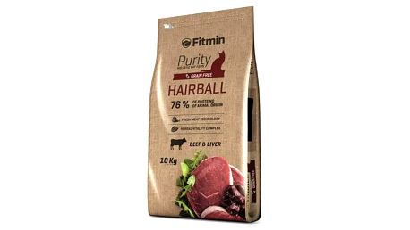FITMIN Cat Purity Hairball 10 kg