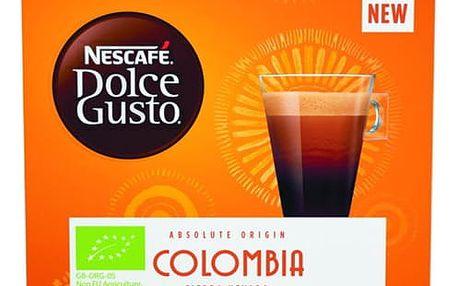 Kapsle pro espressa Nescafé Dolce Gusto Colombia