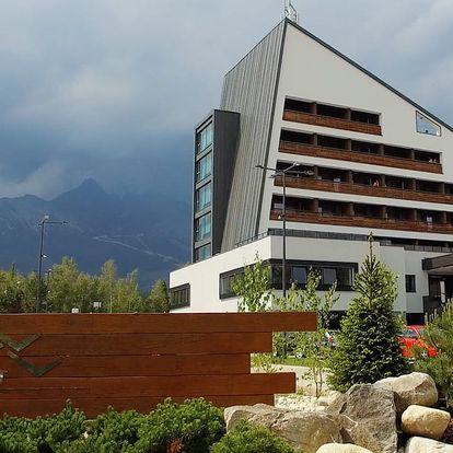 Wellness pobyt v exkluzivním hotelu v Tatrách