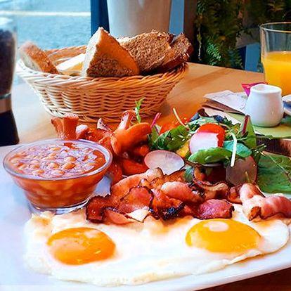 Snídaně v Karolina Parku: 4 druhy startu dne