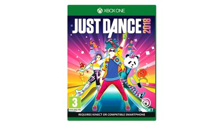 Hra Ubisoft Xbox One Just Dance 2018 (USX303631)