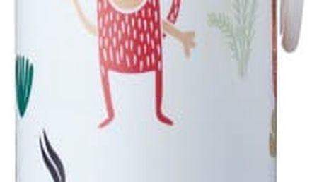 Lahev na vodu s motivem zvířat Rosti Mepal Pop-Up