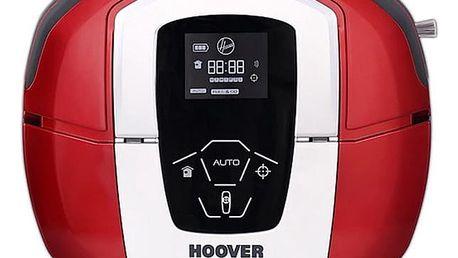 Vysavač robotický Hoover RoboCom3 RBC040/1 011 červený