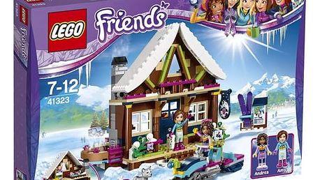 LEGO® FRIENDS® 41323 Chata v zimním středisku