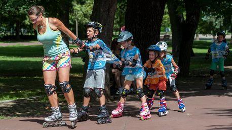 Sportovní lekce pro děti od 3 do 12 let