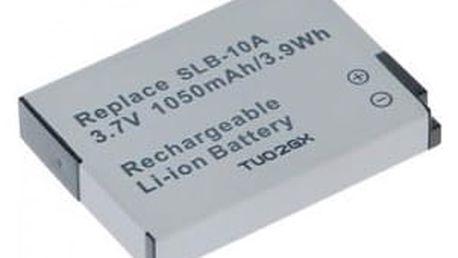 Akumulátor pro video/foto Avacom pro Samsung SLB-10A Li-ion 3,7V 1050mAh (DISS-10A-734)