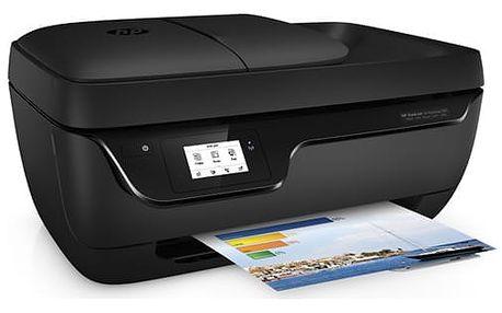 Tiskárna multifunkční HP Deskjet 3835 černá (A4, 8str./min, 6str./min, WF, USB) (F5R96C#A82)