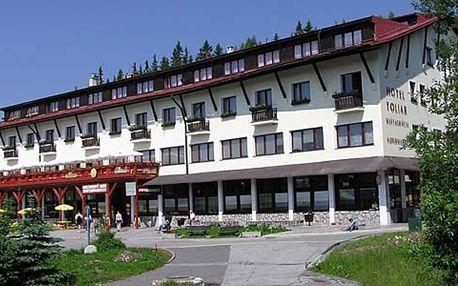 Pobyt ve Vysokých Tatrách přímo na Štrbském Plese