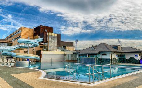 Pobyt v oblíbeném aquaparku pod Tatrami