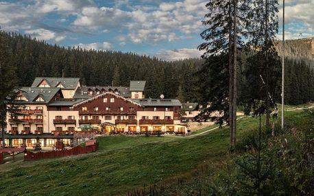 Pobyt se vstupem do wellness v oblíbeném hotelu s jedinečnou atmosférou a dobrou polohou