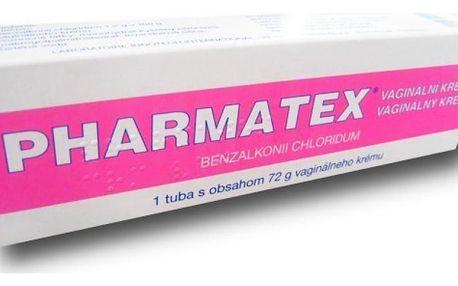 PHARMATEX VAGINÁLNÍ KRÉM 1X72GM Poševní krém